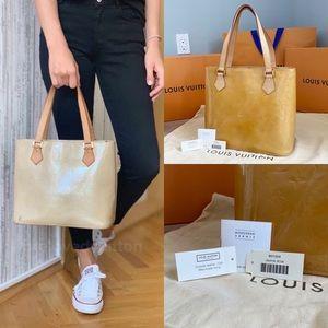 💖VERNIS💖Auth Louis Vuitton Houston Shoulder Bag!